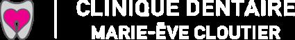 Clinique dentaire Marie-Ève Cloutier Logo
